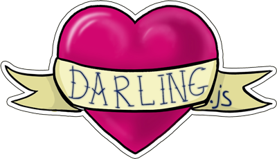 darling js html5 entity component system based game engine